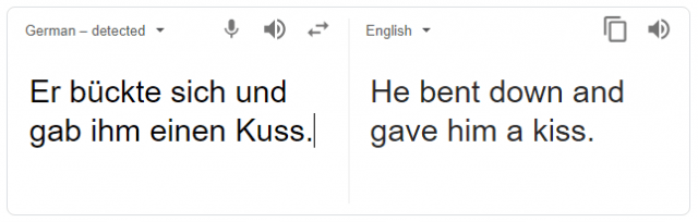 Translation software fails to understand context